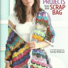 * More Projects from your Scrap Bag - Open Fan Shawl - Waves Afghan