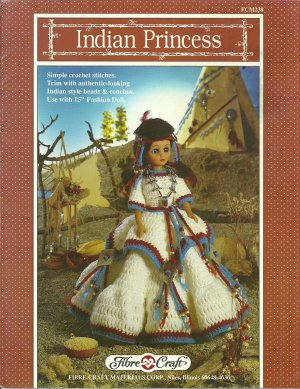 Living Doll Fashions crochet patterns