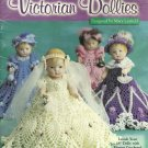 "* CROCHET * 4 * Victorian Doll Dresses for 18"" Dolls"