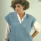 *Quick Crochet Vests - 3 - Patterns to Create
