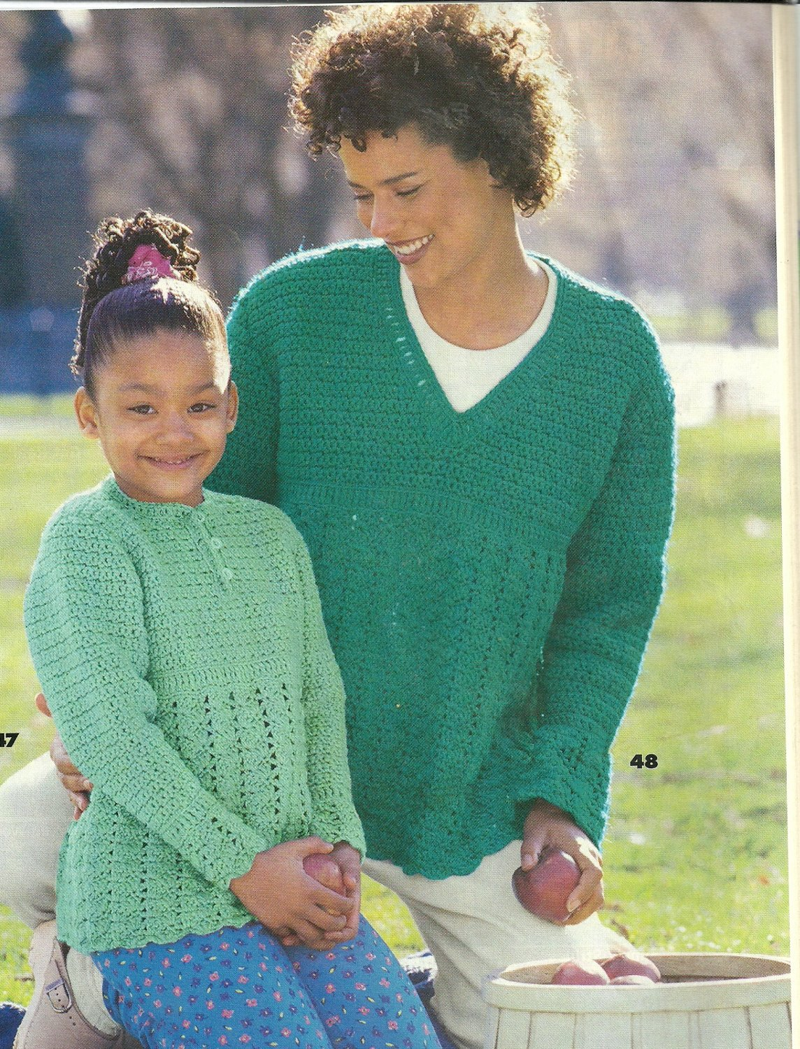 *Family Circle EASY Knitting plus Crochet - 55 Great Designs