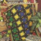 *Annie's Crochet Quilt Afghan Club -  Kaleidoscope Granny Afghan