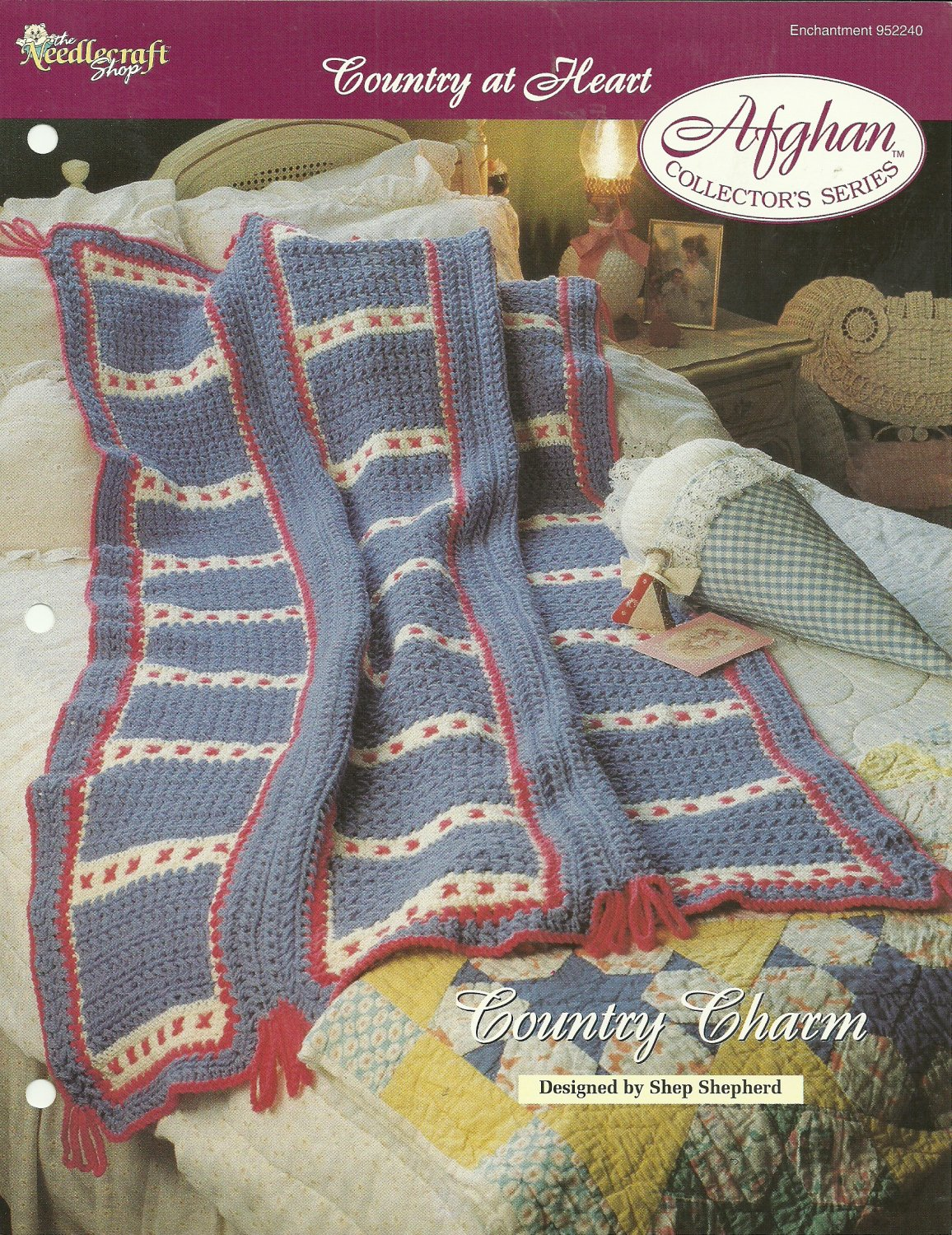 *Crochet Afghan Collector's Series - Country Charm