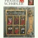 *Prairie Schooler Cross Stitch STOCKINGS Number 119 2004