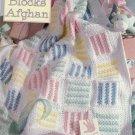 *Crochet with Heart - Merry Bargello Afghan - Baby Blocks Afghan