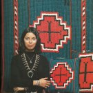 Crochet Afghan Southwest Design - International Knit