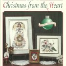 *11 Cross Stitch Patterns Stoney Creek CHRISTMAS FROM THE HEART