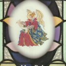 *Mar Bek Cross Stitch TUDOR ANGEL Number 8010 AL 1980