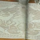 *Crochet Fantasy Filet Crochet Deer - Roses Afghan + 2 more  -
