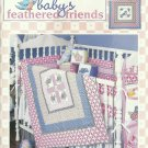 *Mary Engelbreit - Baby's Feathered Friends - Bumper Pads - Crib Caddy - Mobile