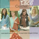 *Annie&#39;s Attic - Learn Delta Lace Crochet - Mobius Wrap