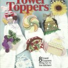 *Plastic Canvas Towel Toppers - 8 Fun Projects for the Kitchen