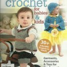 *Crochet 30 + Baby items from Crochet World