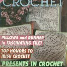 *Decorative CROCHET #36 - 27 Patterns Filet Crochet Festival