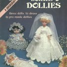 *Doll Pattern CHRISTENING Cutie, Flower Girl- NO Crocheting needed