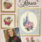 *ROSES cross stitch pattern Sam Hawkins Designs