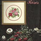 *A BOUQUET OF ROSES 10+ cross stitch patterns