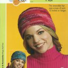 *Annie's Scrap Crochet Club - Magic Ball Scrap Hat
