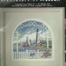 *A ROOM WITH A VIEW Lighthouse Cross Stitch KIT  DESIGNWORKS