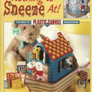 *Plastic Canvas Patterns - Nothing to Sneeze at ! - so cute !!