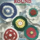 *Crochet A Dozen Round Dishcloths by Jennine Korejko