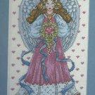 *Cross stitch kit  ANGEL OF LOVE By Joan Elliott *