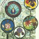 ** Stained Glass  Pattern - Marick Studios - Gifts for the Garden