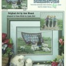 ** Amish Summertime Cross Stitch by The Design Connection