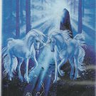 ** CROSS STITCH KIT Kustom Krafts GLADE OF THE UNICORNS 2003