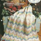 ** Crochet Rainbow Dreams - Baby Love - Afghan Collector's Series