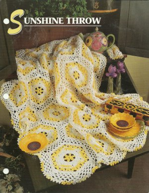 Crochetquilt Afghan Pattern