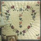 ** Hearts to Quilt by Carol Armstrong - 4 Wall Hangings