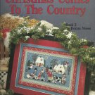 ** Christmas Cross Stitch Patterns CHRISTMAS COMES TO THE COUNTRY