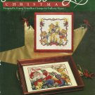 ** CHRISTMAS ~ Cross Stitch Pattern SANTA & REINDEER ~ Giampa