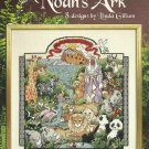 ** 8 Cross Stitch Patterns  NOAH'S ARK By ASN 1998