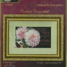** Cross Stitch Pattern DAHLIA SENTIMENTS By Dyan Allaire