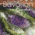 ** Learn to do Bavarian Crochet by Annie's Attic