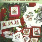 ** 50 CROSS STITCH PATTERNS - Christmas fAST & FESTIVE