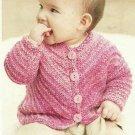 **Crochet Shawl / Afghans - Knit Girl's Dress /Baby Sweater Plus
