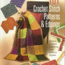 Annie's Crochet - 101 Crochet Stitch Patterns & Edgings