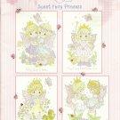 ** PRECIOUS MOMENTS *9* SWEET FAIRY PRINCESS Designs by Gloria & Pat