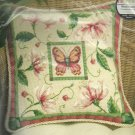 *Needlepoint Kit HONEYSUCKLE BUTTERFLY Dimensions 2005