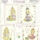 ** PRECIOUS MOMENTS *22*  PRETTY AS A  PRINCESS Designs by Gloria & Pat