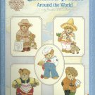 CHERISHED TEDDIES - AROUND THE WORLD Cross Stitch Pattern