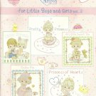*PRECIOUS MOMENTS *14* LITTLE BOYS & GIRLS VOL. 2  Designs by Gloria & Pat