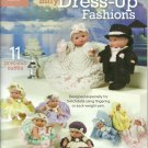 *Annie's Attic - Crochet Itty Bitty Dress-Up Fashions