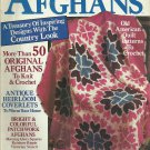 Country Afghans Magazine 1984 American Quilt Crochet  Patterns