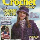 *Crochet Fantasy - Fashion Special -2002 -#158