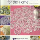 Crochet Thread Fashions for the Home - 17 Designs by Josie Rabier