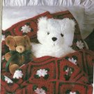 Granny Squares - Nanny Squares - Pansy Afghan/Heart Afghan - 10 pictures